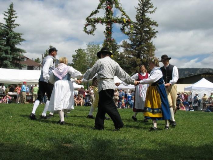 12. Scandinavian Midsummer Festival (Estes Park)