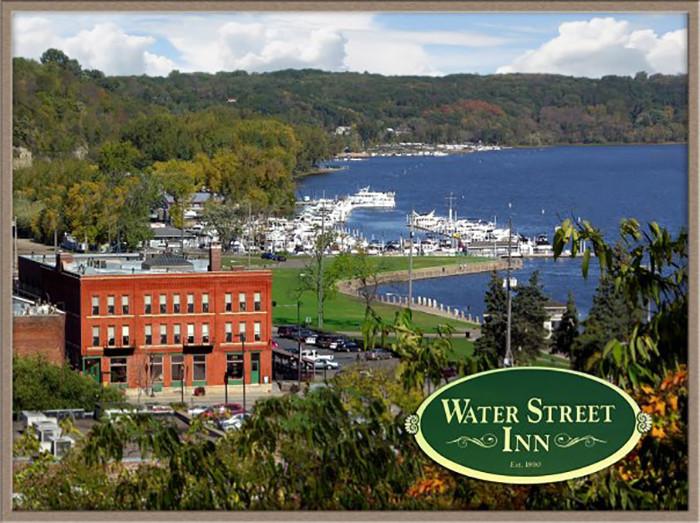 6. Water Street Inn, Stillwater