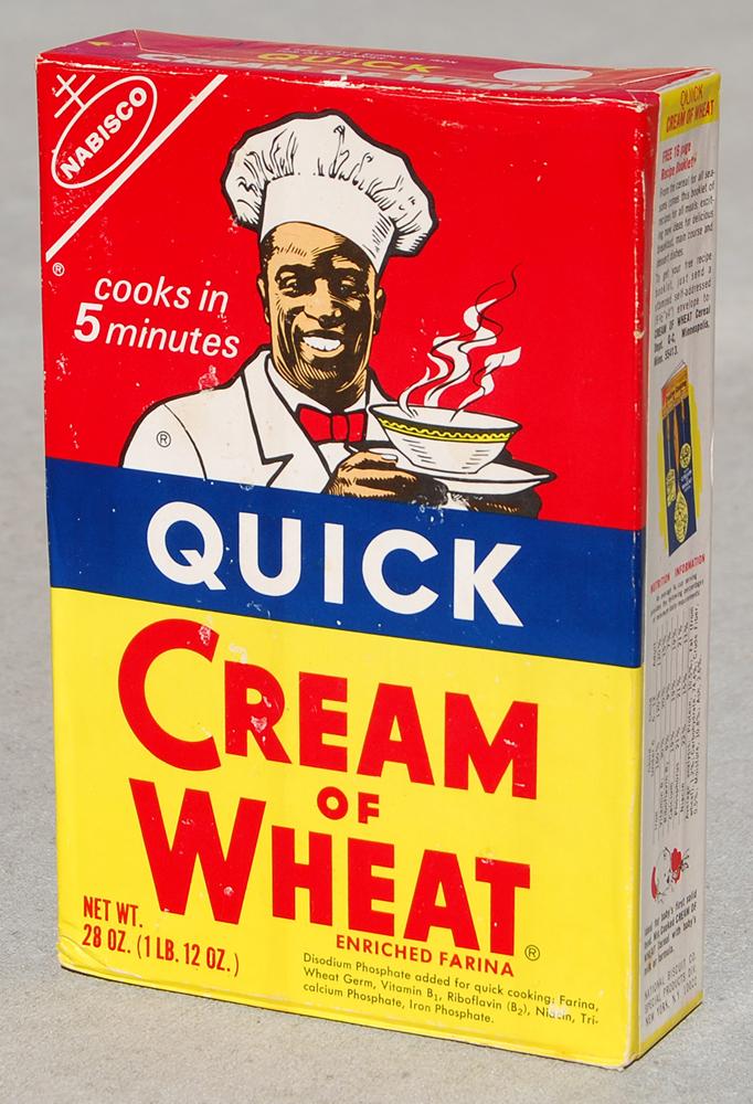 10. Cream of Wheat.