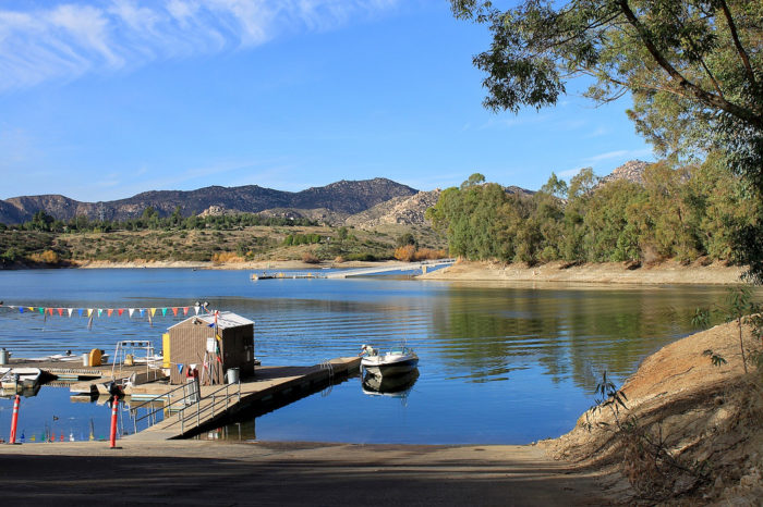 8 spots in southern california where you can go fishing for Fishing lakes in southern california