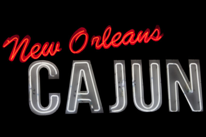 6) What's the difference between Cajun and Creole?