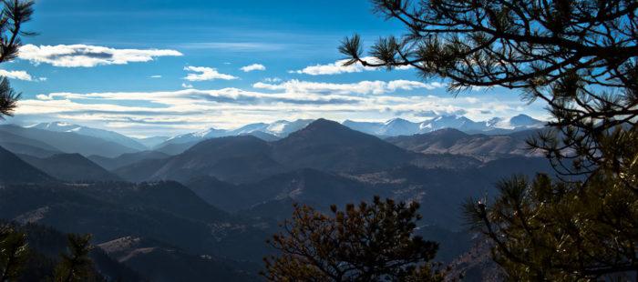 1. Buffalo Bill Trail and Lookout Mountain