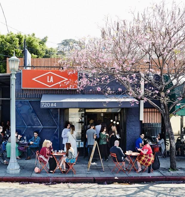 3. Sqirl in Los Angeles