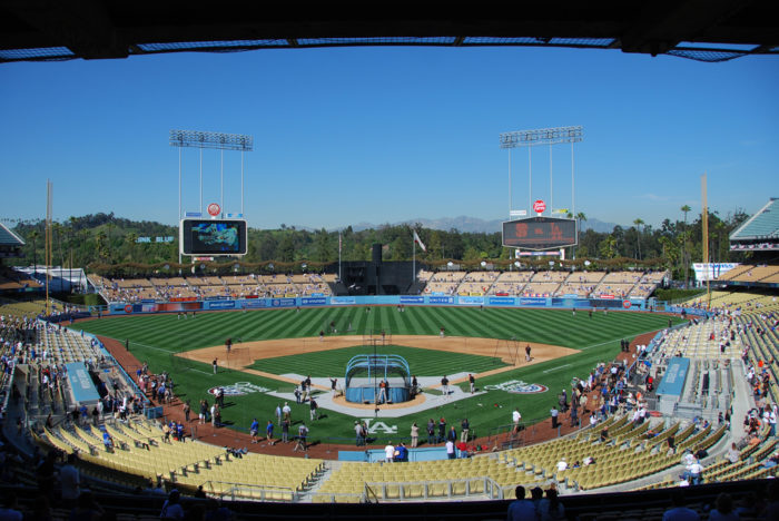 12. See a game at Dodger Stadium. While you're there, have a hot dog and an ice cold Coke and your summer will be complete.