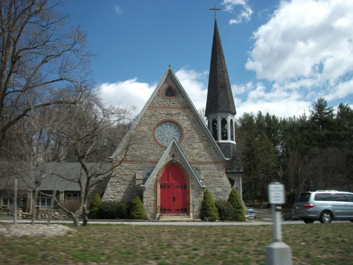16 Extremely Beautiful Churches In Connecticut