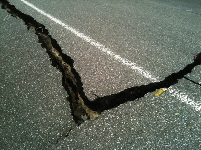 5. Earthquakes