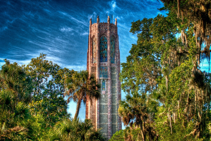 11. See (and hear) the enchanting Bok Tower in Lake Wales.
