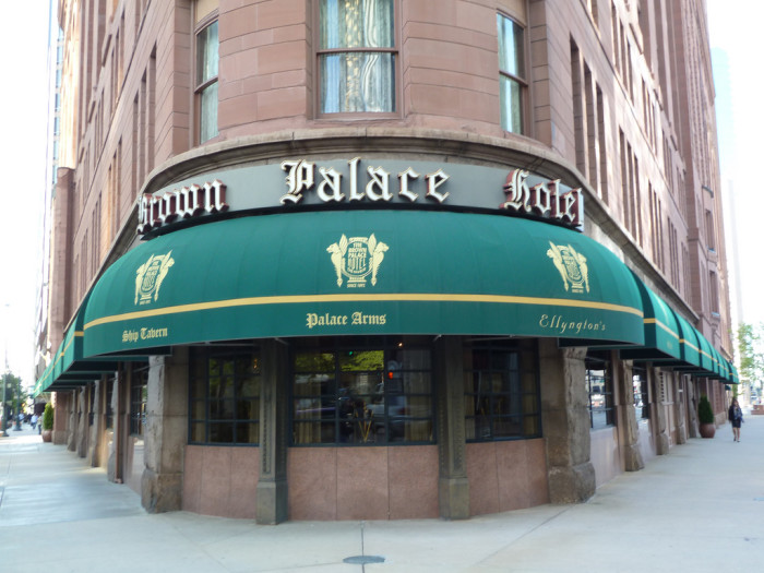 2. The Brown Palace Hotel and Spa