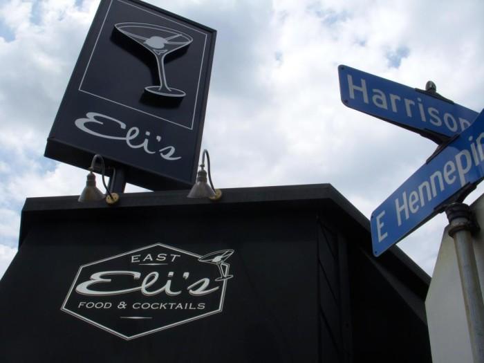 5. Eli's (East & Downtown), Minneapolis
