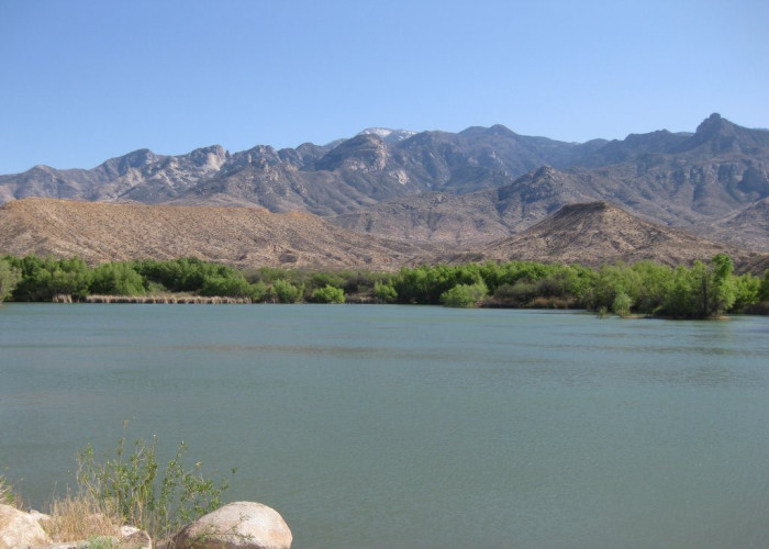 2. Cluff Ranch Ponds