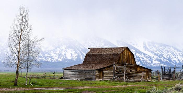 12. Moulton Barn