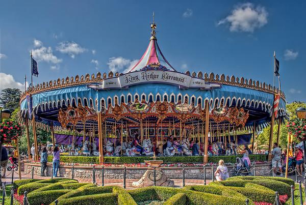 10. King Arthur Carousel