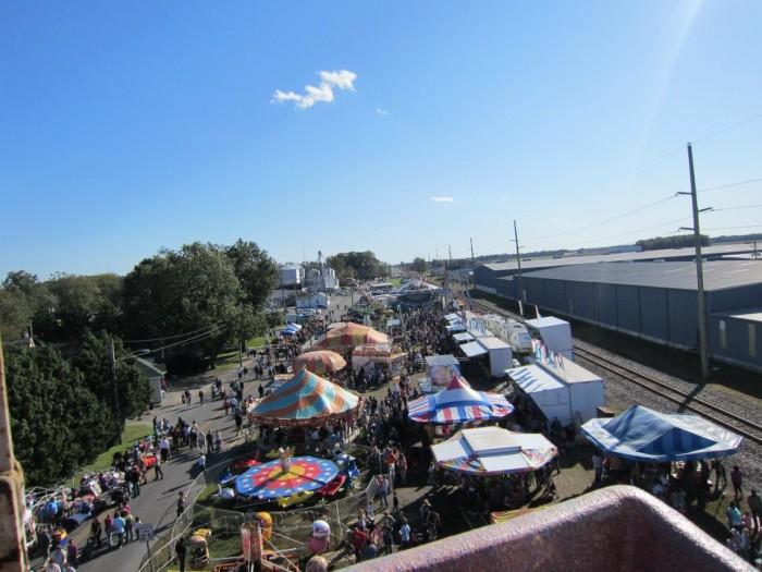 1. Apple Scrapple Festival, Bridgeville