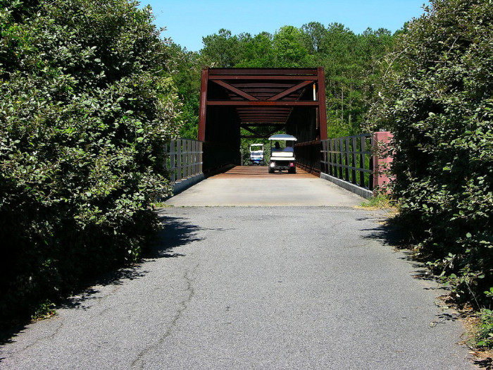 Peachtree City Golf Carts >> Fascinating Tiny Town in Georgia