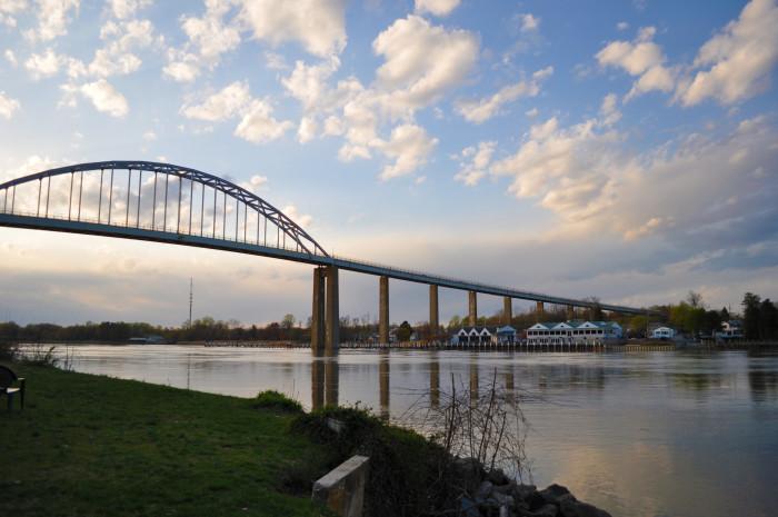 3. Chesapeake City