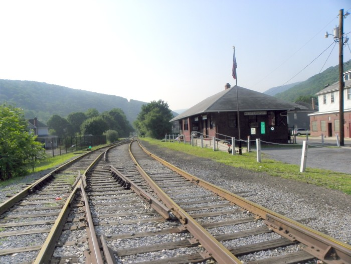 14. Westernport, Allegany County