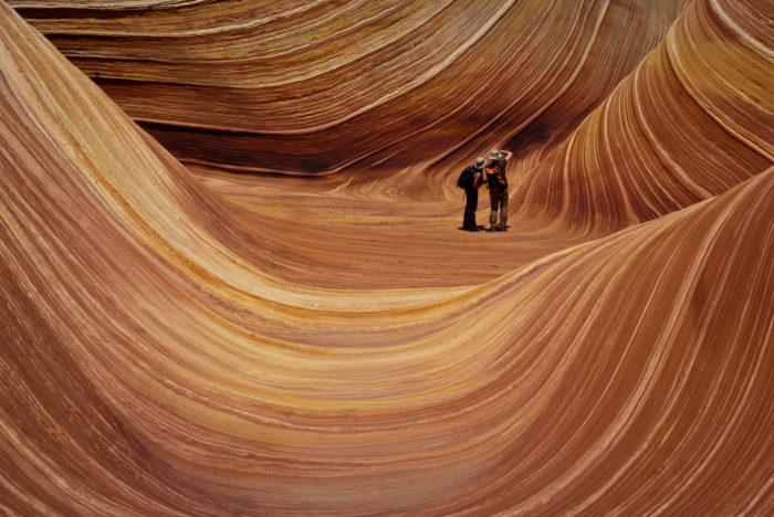 6. The Wave, Arizona