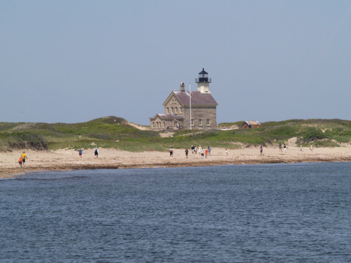 6. New Shoreham, Rhode Island