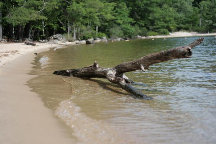 2. Frye Island, Sebago Lake, Cumberland County
