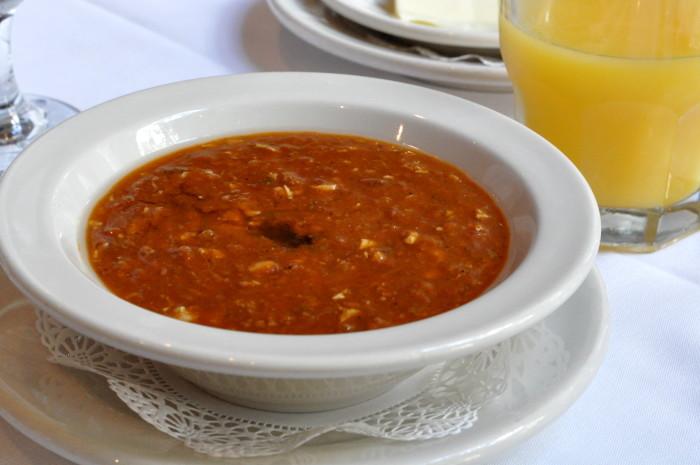 2) Turtle Soup
