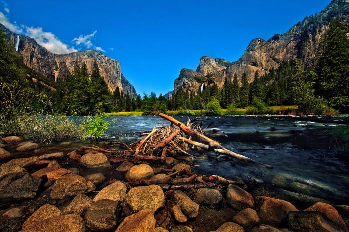 2. Yosemite National Park, California