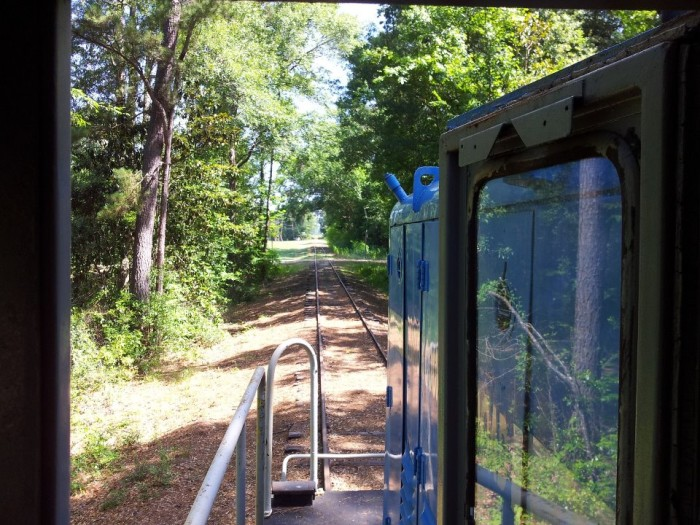 5. Marion County Recreational Railroad