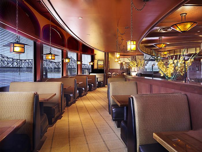 6. Bourbon's Restaurant in Ameristar Casino, Vicksburg
