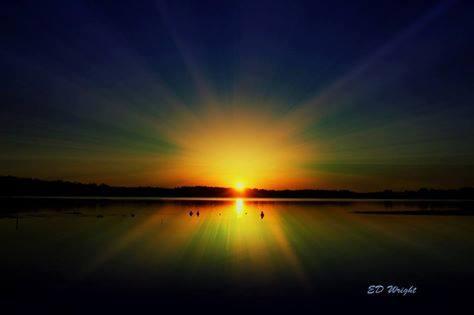 6. Including amazing sunrises.