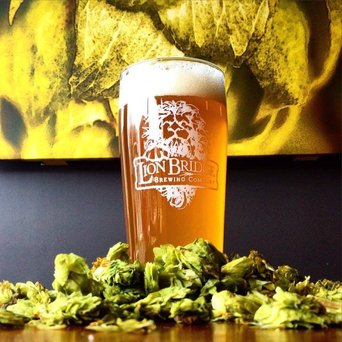 6. Cedar Rapids has an abundance of local beer.