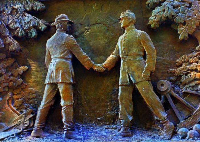 6. Vicksburg National Military Park, Vicksburg