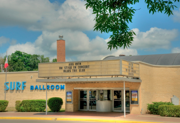 6. Pay your respects to Rock and Roll legends at the Surf Ballroom Museum in Clear Lake.
