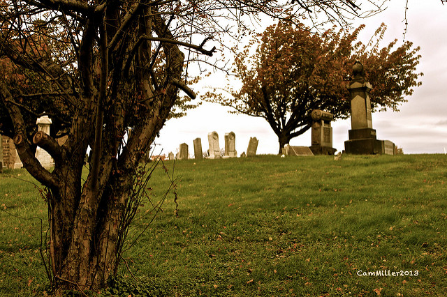 6. Join a haunted ghost tour.