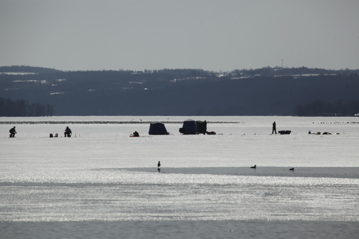 6. Great winter fishing
