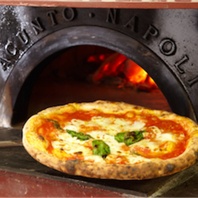 6. Fall in love over an amazing pizza pie at DeSano's.