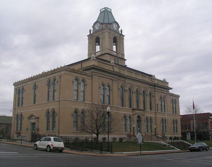 6. Springfield - 1796
