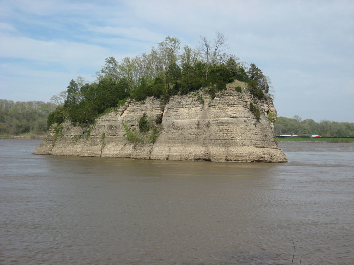 6.	Tower Rock