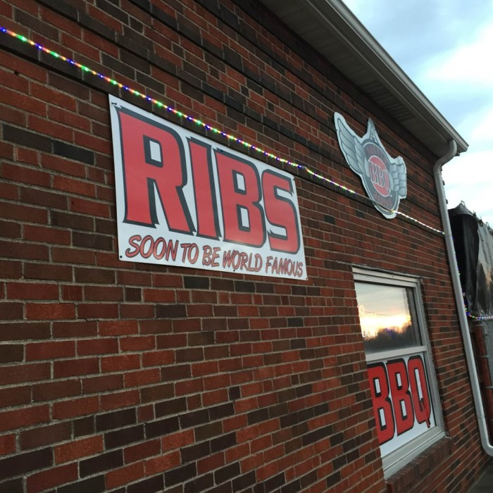 6.Highest rated restaurant in Independence:  A Little BBQ Joint