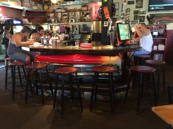 6.2. A Little BBQ Joint, Independence