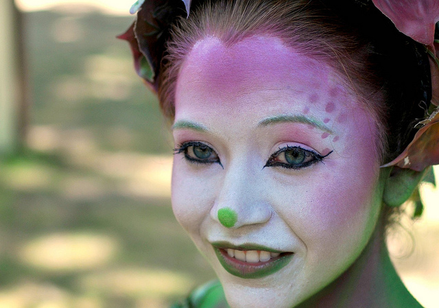 5. In Morrisville, women must not wear makeup without a permit.