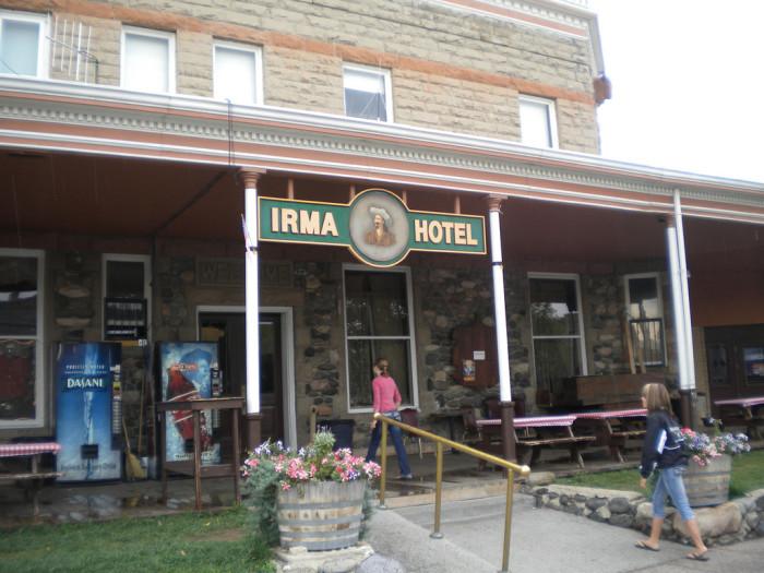 1. Irma Hotel