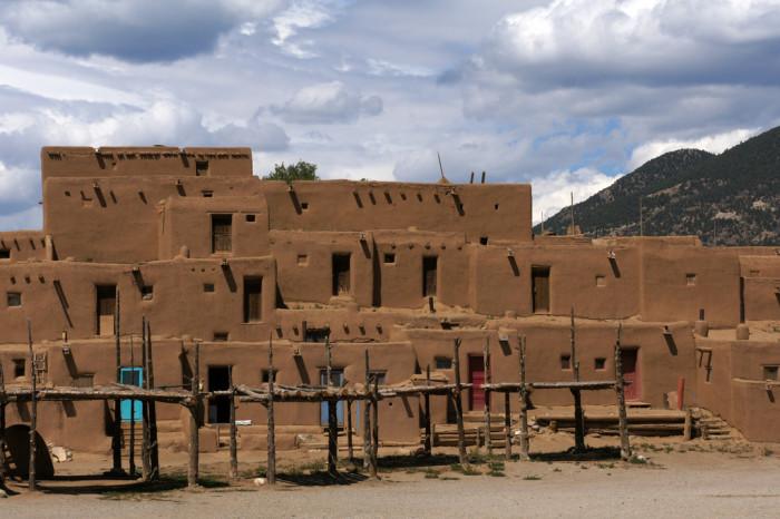 3. Taos Pueblo, Taos