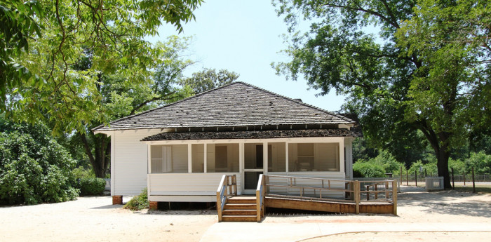 7. Jimmy Carter National Historic Site