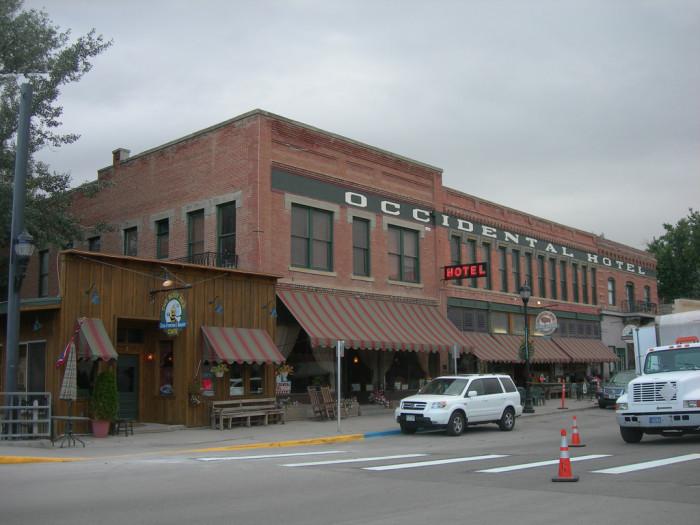 2. Historic Occidental Hotel