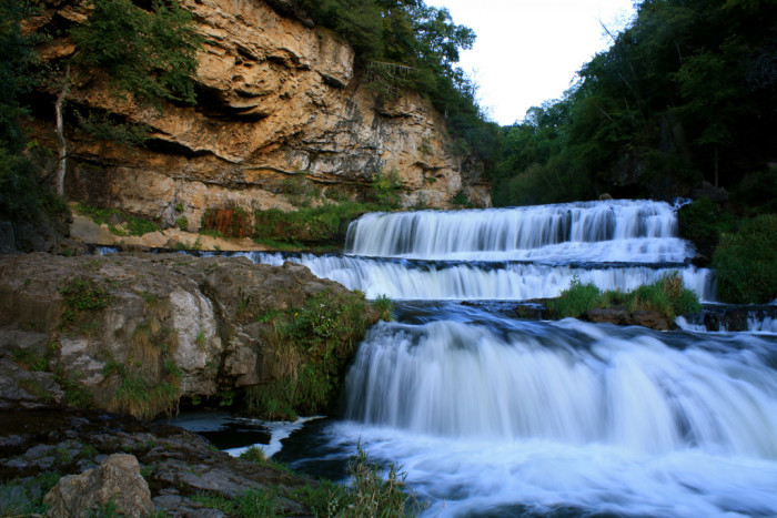 7. Willow Falls, Wisconsin