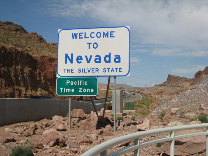 15. The moment you return home to Nevada, it's like you never left.
