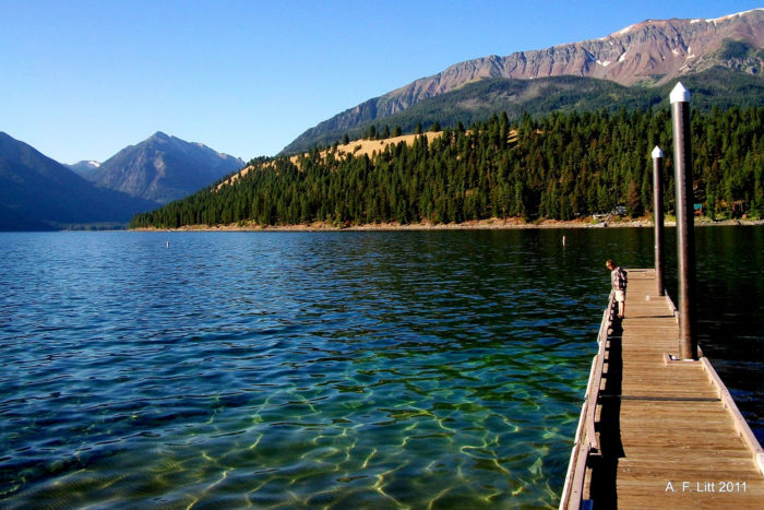 Nearby, you'll find the stunningly beautiful Wallowa Lake, with crystal clear water surrounded by rugged mountain peaks.