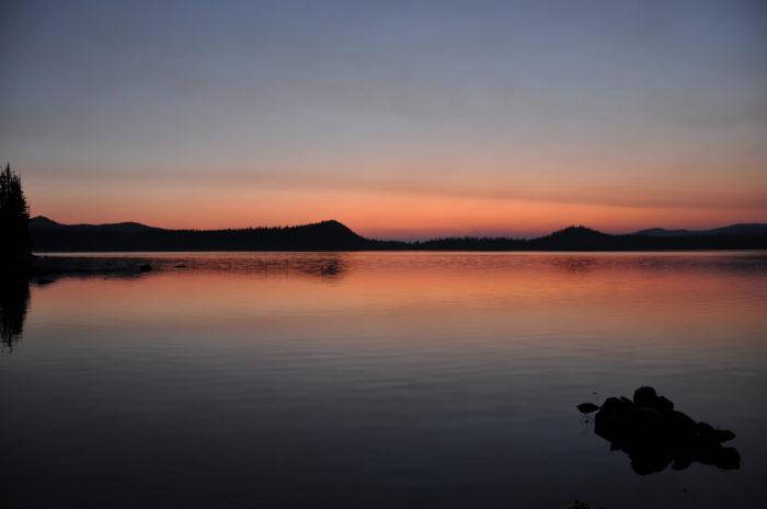 5. Waldo Lake