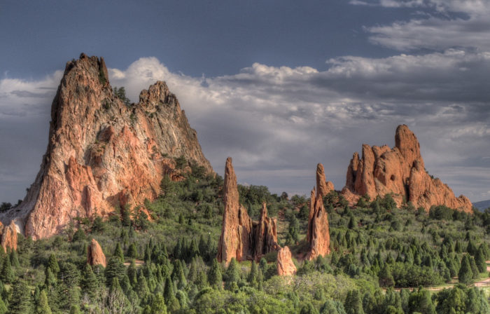 7. Garden of the Gods