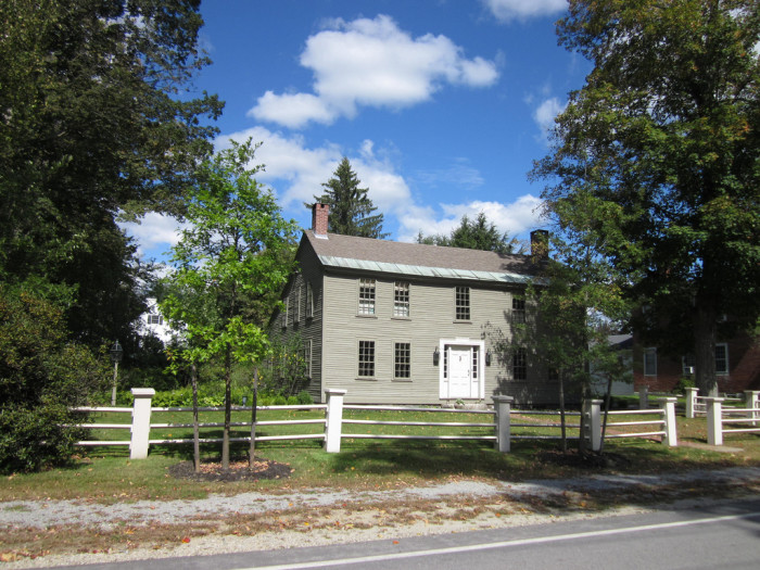 12. Hancock, New Hampshire
