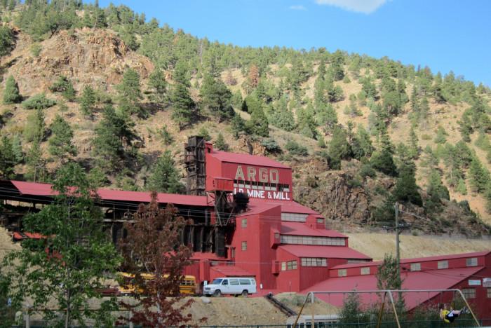 5. Idaho Springs